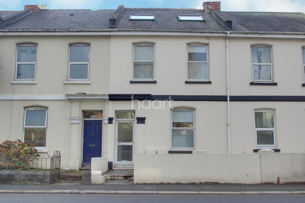 2 Bedrooms Terraced House for sale in St Levan Road, Plymouth
