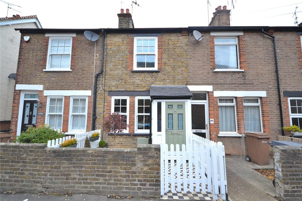 2 Bedrooms Terraced House for sale in Marconi Road, Chelmsford, Essex
