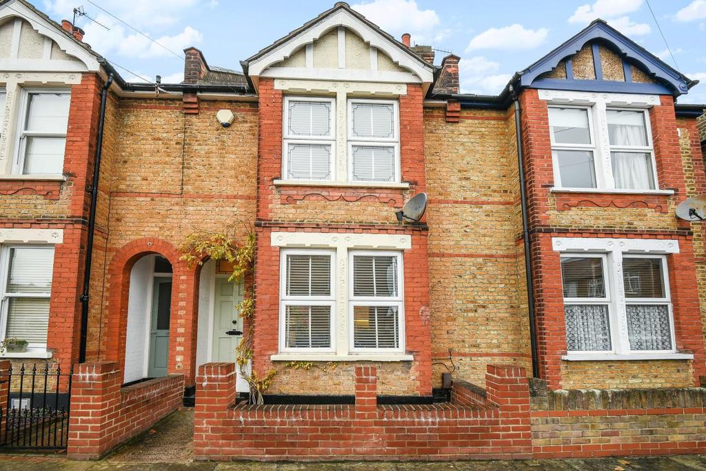 3 Bedrooms Terraced House for sale in Union Road, Bromley