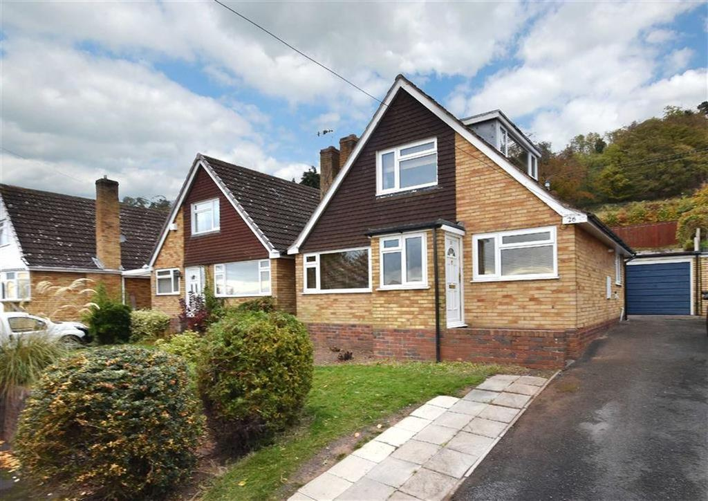 3 Bedrooms Detached House for sale in 26, Elmhurst, Low Town, Bridgnorth, Shropshire, WV15
