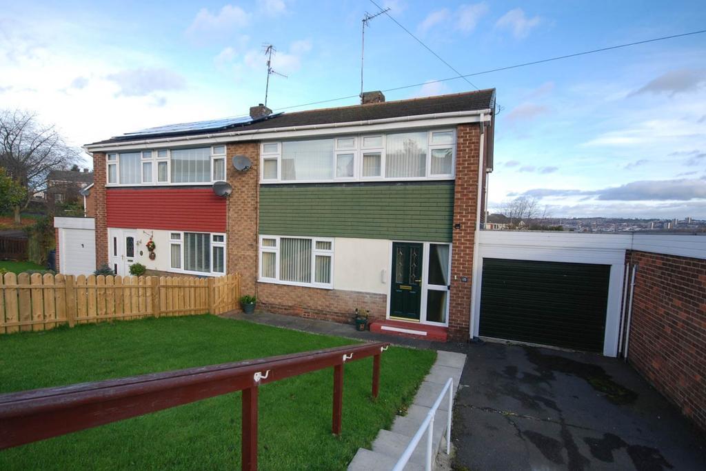 3 Bedrooms Semi Detached House for sale in Grange Estate, Kibblesworth