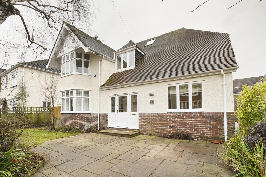 5 Bedrooms Detached House for rent in Downs Park East, Westbury Park