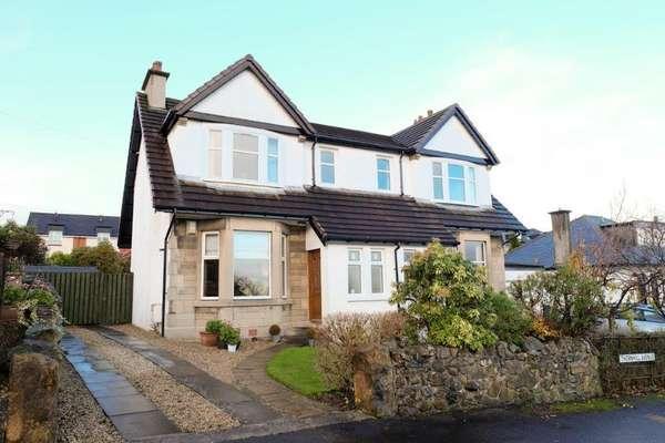 3 Bedrooms Semi-detached Villa House for sale in Redheugh 12 Thornhill Ave, Elderslie, Elderslie, PA5 9DT