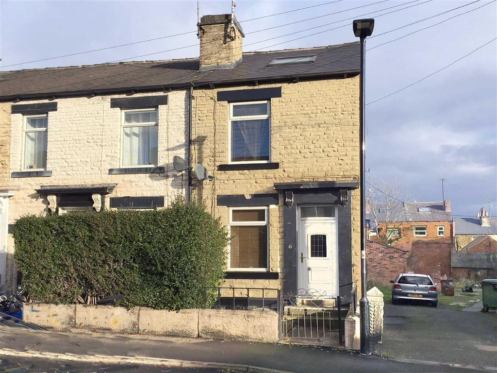3 Bedrooms Terraced House for sale in Wood Road, Hillsborough, Sheffield, S6