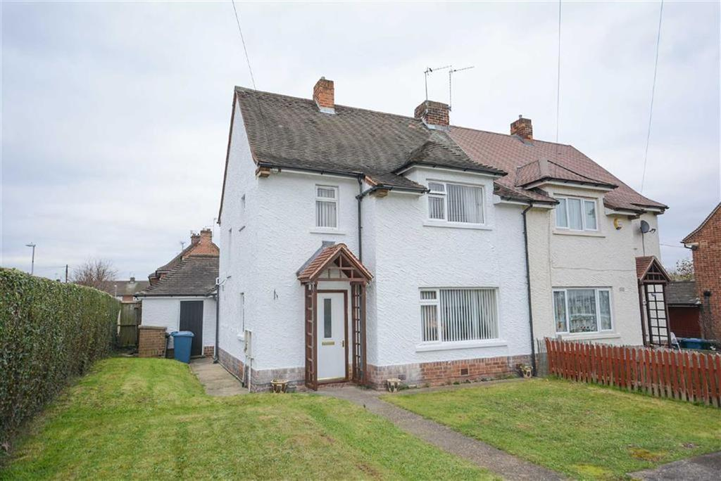 3 Bedrooms Semi Detached House for sale in Hill Close, West Bridgford
