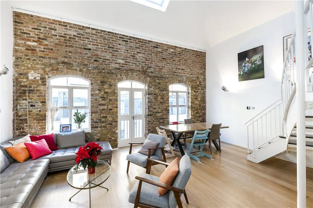 3 Bedrooms Flat for sale in Brook Mews North, Bayswater, London, W2