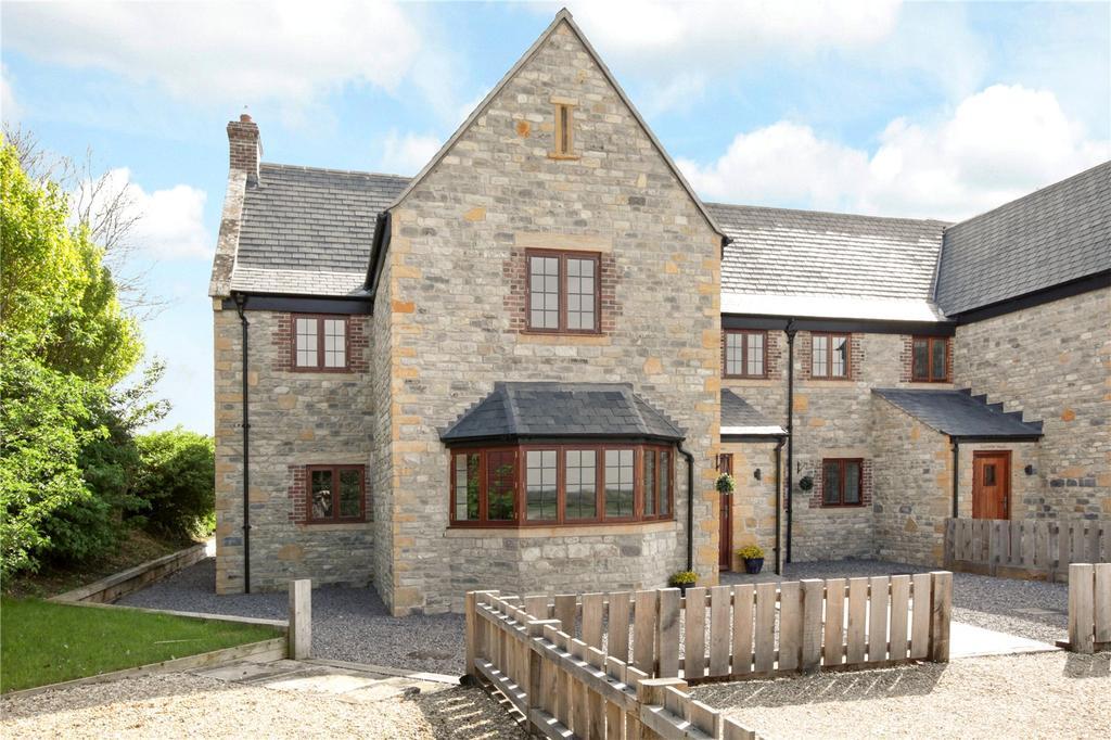 5 Bedrooms Semi Detached House for sale in Bineham Lane, Yeovilton, Yeovil, Somerset