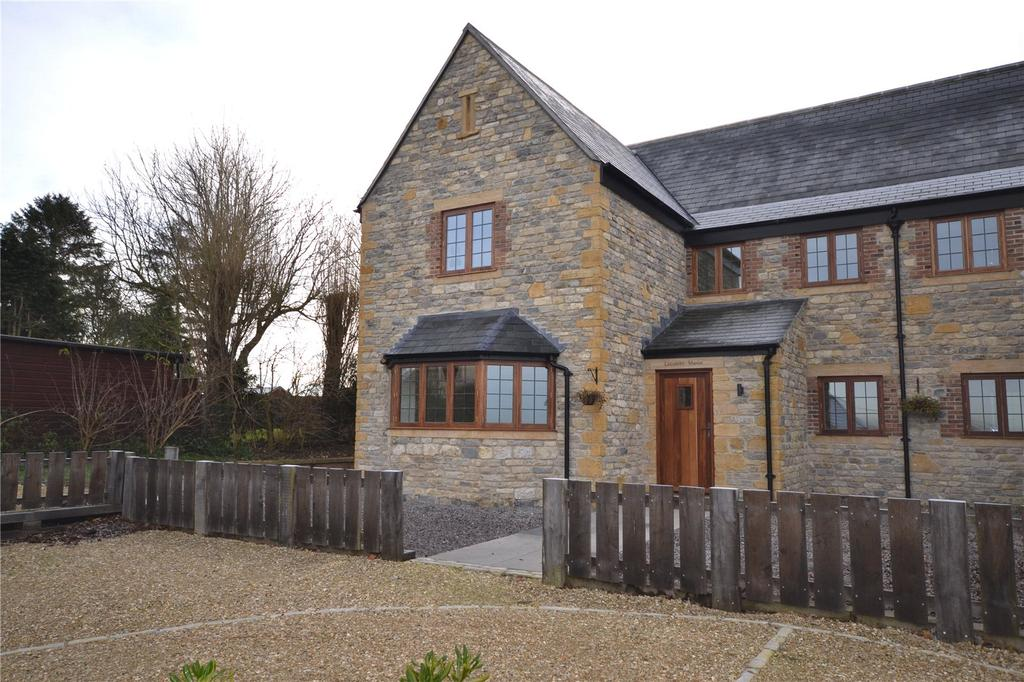 6 Bedrooms Semi Detached House for sale in Bineham Lane, Yeovilton, Yeovil, Somerset