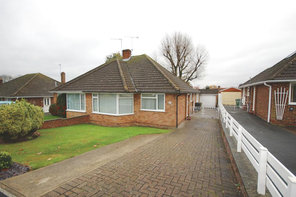 2 Bedrooms Semi Detached Bungalow for sale in Newbury Avenue, Allington ME16