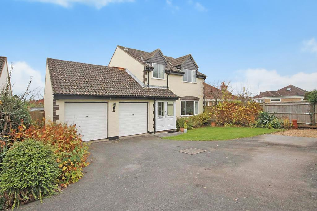 4 Bedrooms Detached House for sale in Milton Grove, Locks Heath, Southampton SO31
