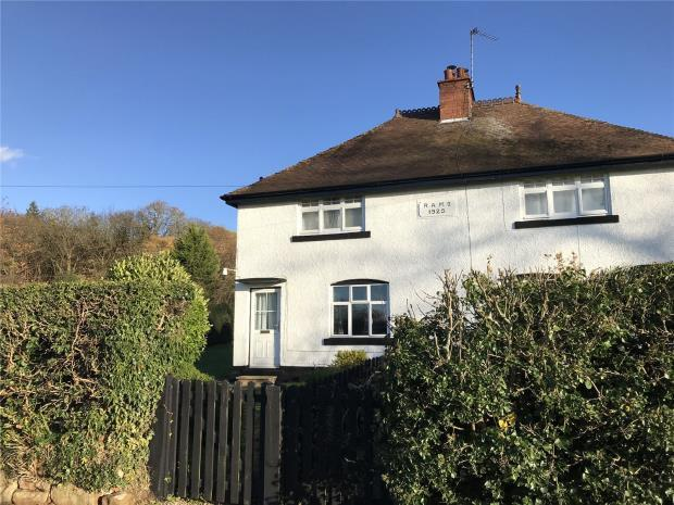 3 Bedrooms Semi Detached House for rent in Drive Cottages, Woodhouse Drive, Rednal, West Felton, Shropshire, SY11