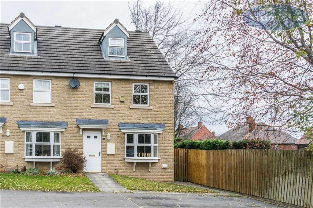 3 Bedrooms Semi Detached House for sale in Grenoside Mount, Grenoside, Sheffield, S35