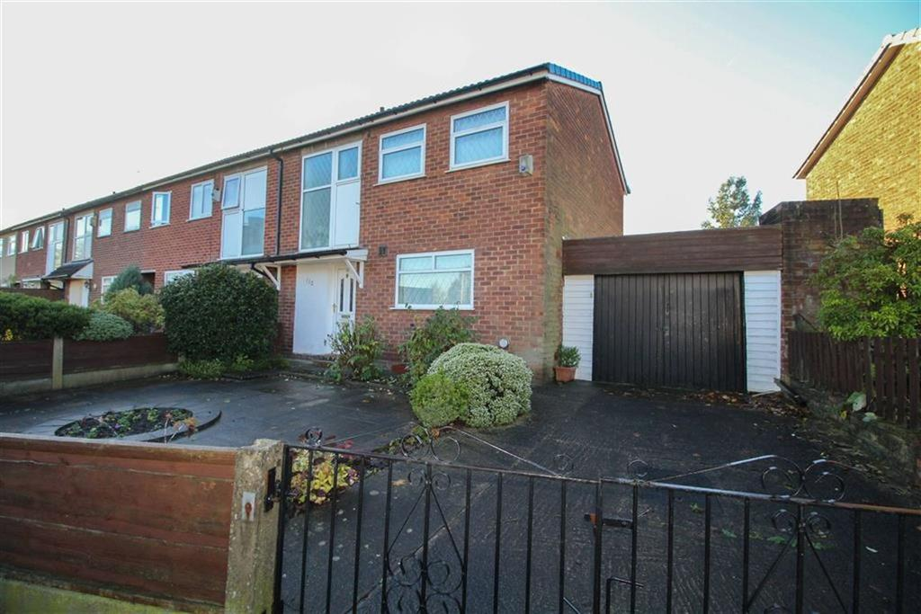 3 Bedrooms End Of Terrace House for sale in Blackberry Lane, Brinnington, Stockport