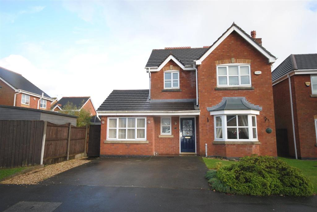 3 Bedrooms Detached House for sale in Rockingham Drive, Hindley, Wigan