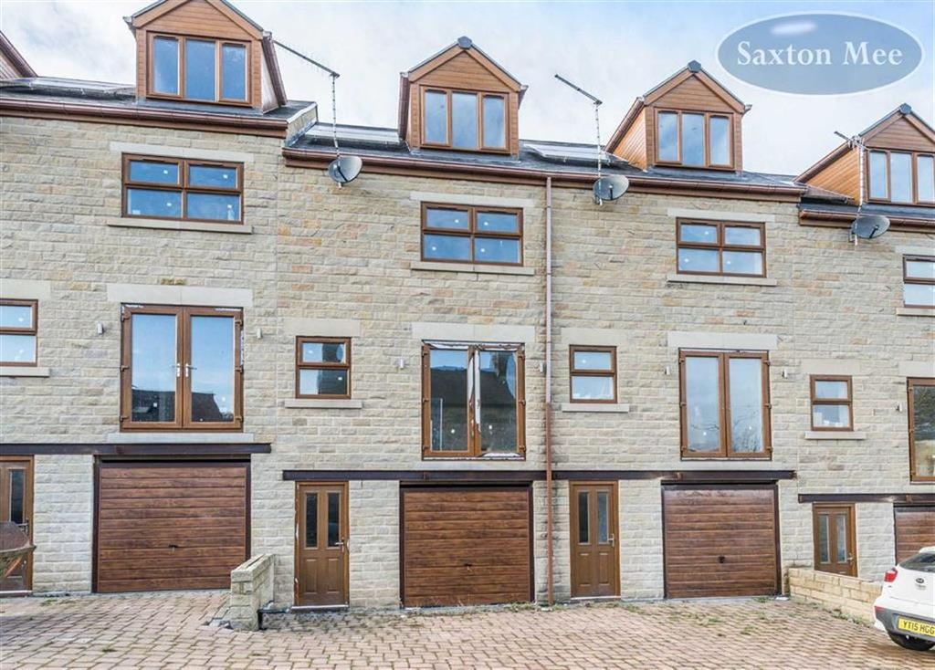 3 Bedrooms Town House for sale in Stannington Road, Stannington, Sheffield, S6