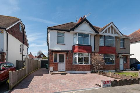3 bedroom semi-detached house to rent - Woodhouse Road, Hove BN3