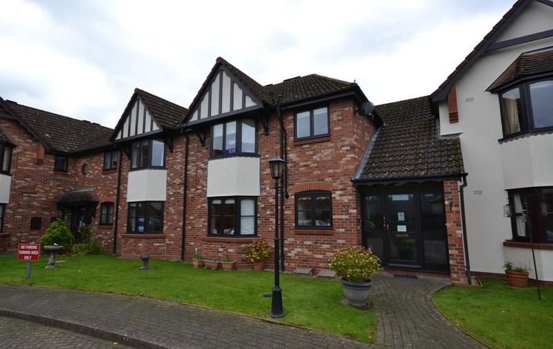 2 Bedrooms Flat for sale in Stephenson Place, Bewdley