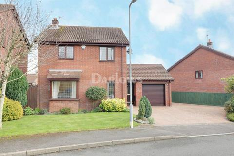 4 bedroom detached house for sale - Brambling Drive, Thornhill, Cardiff, CF14