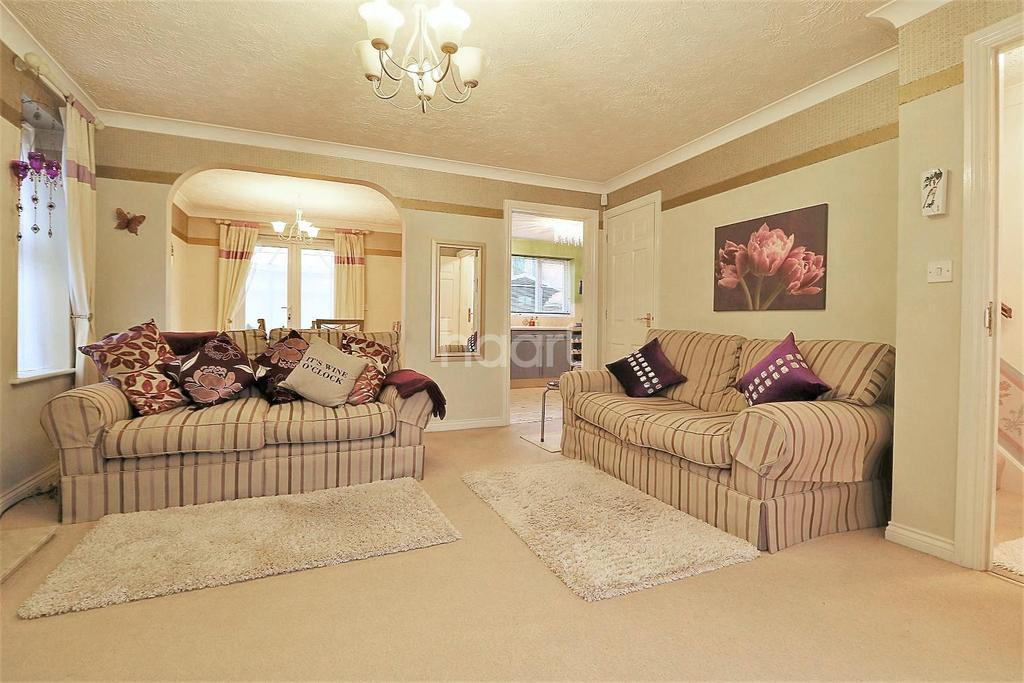 4 Bedrooms Detached House for sale in Vancouver Close, Orpington