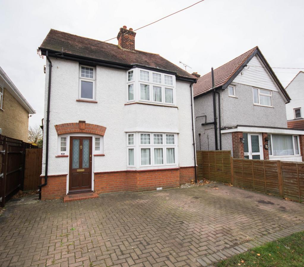 3 Bedrooms Detached House for sale in Rayleigh Road, Hutton, Brentwood, Essex, CM13