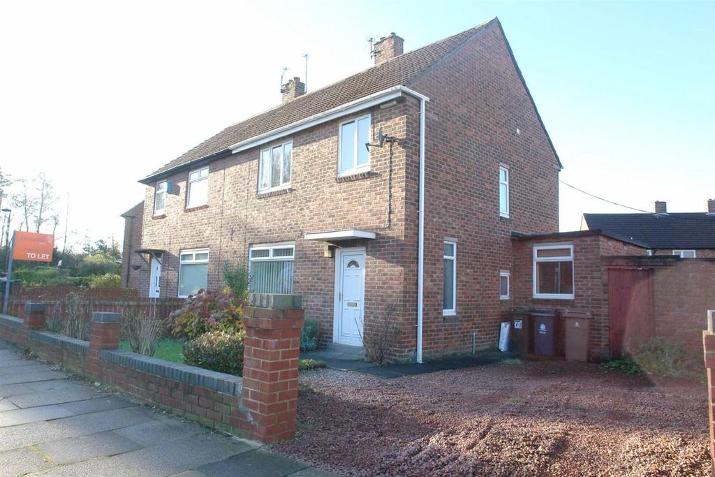 3 Bedrooms Semi Detached House for sale in Skelder Avenue, Newcastle Upon Tyne