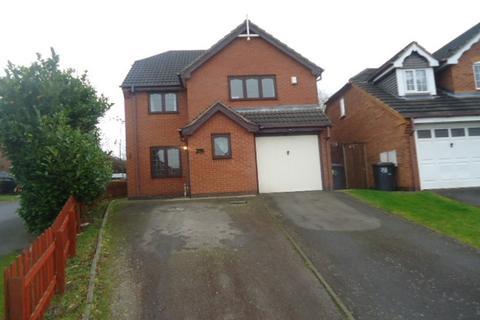 3 bedroom detached house for sale - Columbine Road, West Hamilton, LE5