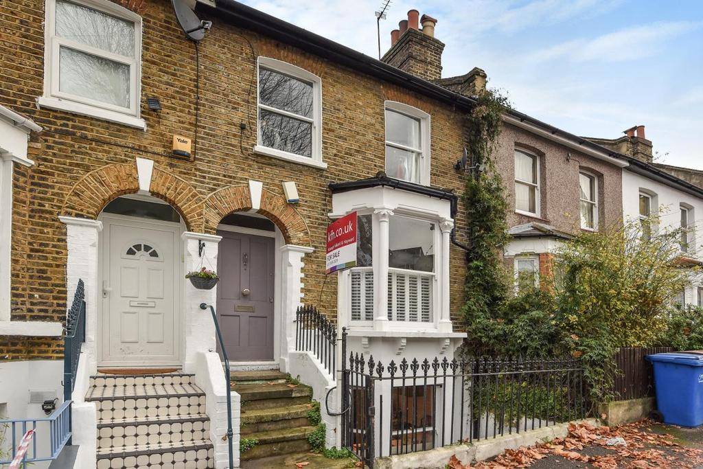 2 Bedrooms Terraced House for sale in Kimberley Avenue, Nunhead