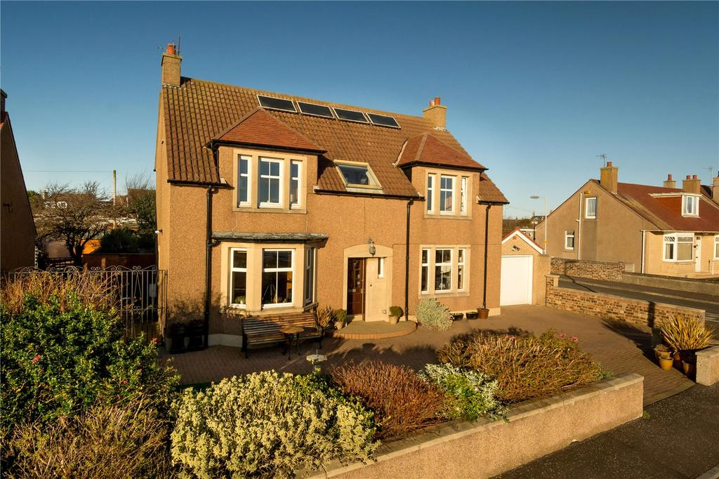 4 Bedrooms Detached House for sale in West Braes, Pittenweem, Anstruther, Fife, KY10