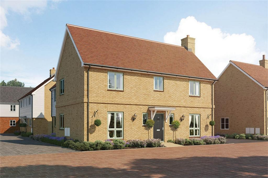 4 Bedrooms Detached House for sale in Tall Talls, Biggleswade Road, Potton, Bedfordshire