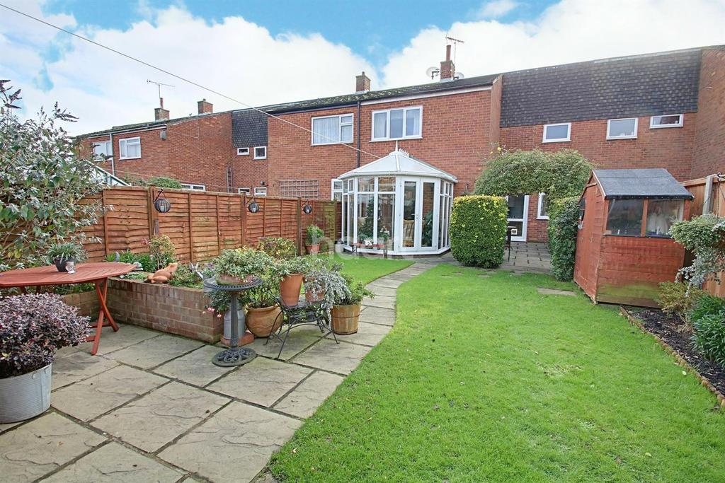 3 Bedrooms Terraced House for sale in Woodcroft, Harlow