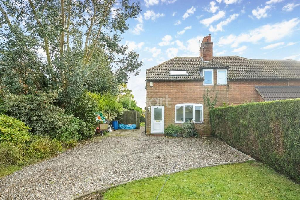 3 Bedrooms Semi Detached House for sale in Panxworth Road, South Walsham