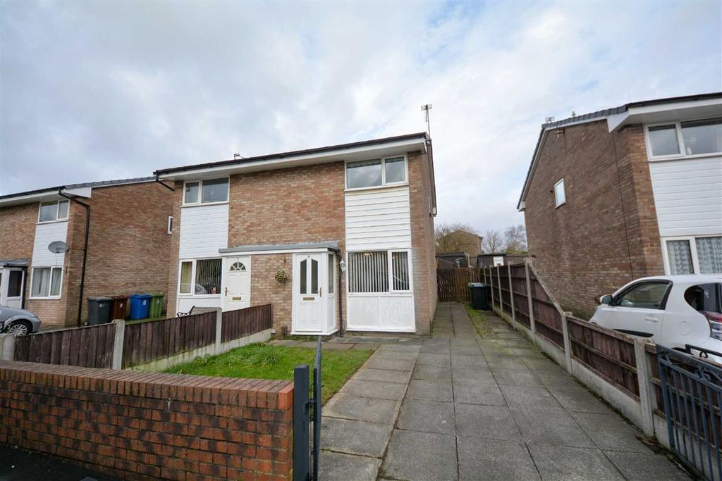 2 Bedrooms Semi Detached House for sale in Holmsfield Close, Aspull, Wigan, WN2