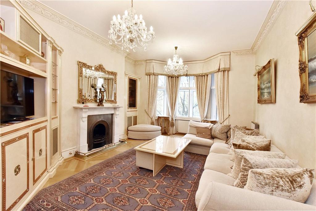 3 Bedrooms Flat for sale in Bickenhall Mansions, Bickenhall Street, London, W1U