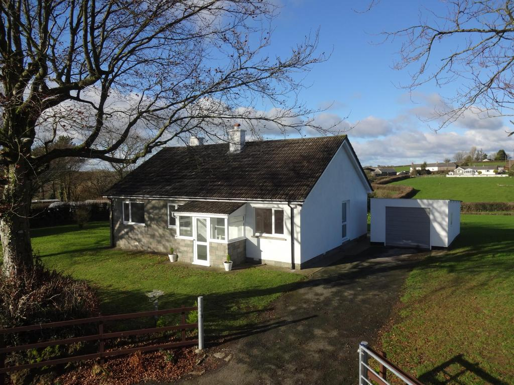 3 Bedrooms Bungalow for sale in Shebbear, Beaworthy
