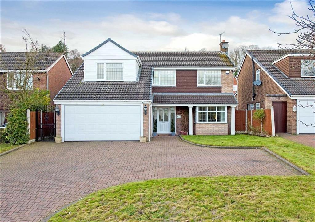 5 Bedrooms Detached House for sale in 57, Lower Street, Tettenhall, Wolverhampton, West Midlands, WV6