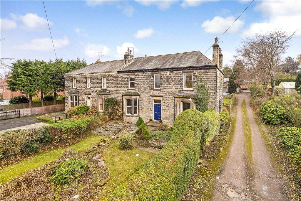 4 Bedrooms Semi Detached House for sale in Leeds Road, Collingham, Wetherby, West Yorkshire
