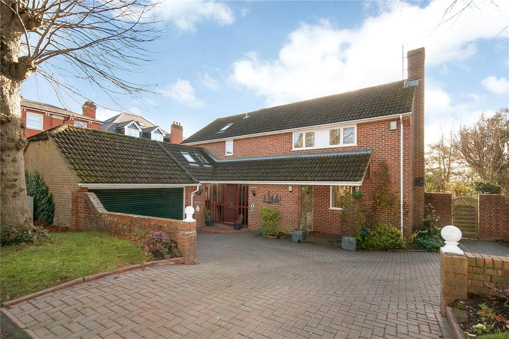 4 Bedrooms Detached House for sale in Northbrook Avenue, Winchester, Hampshire, SO23
