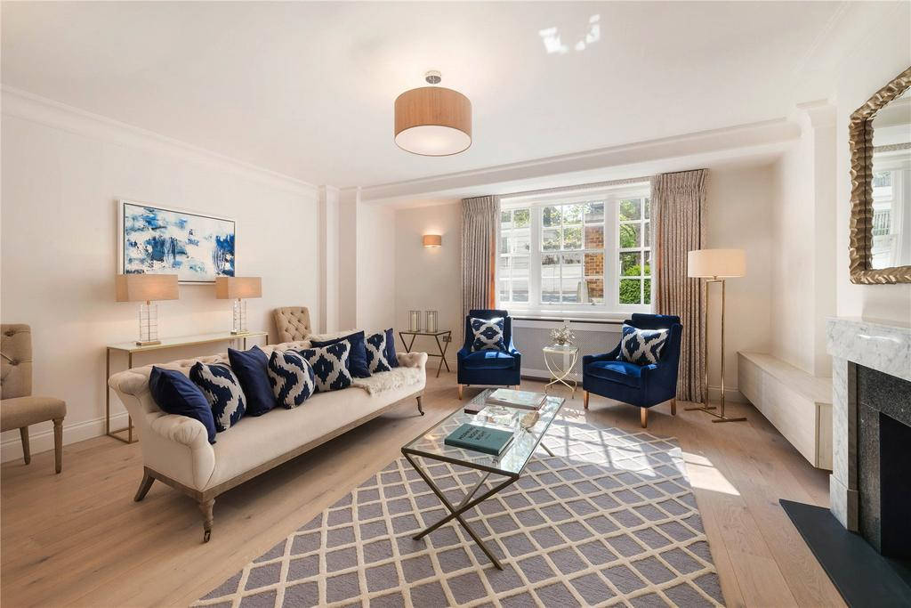 3 Bedrooms Flat for sale in Onslow Square, South Kensington, London