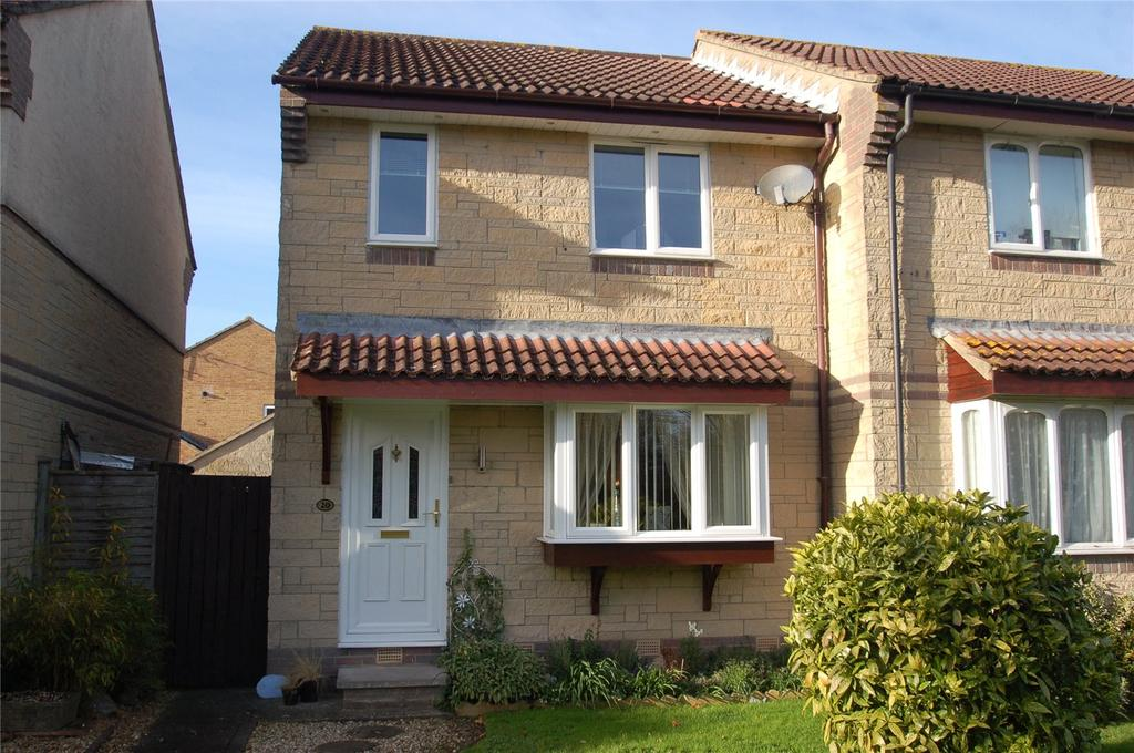 3 Bedrooms Semi Detached House for sale in Malvern Close, Bridgwater, Somerset, TA6