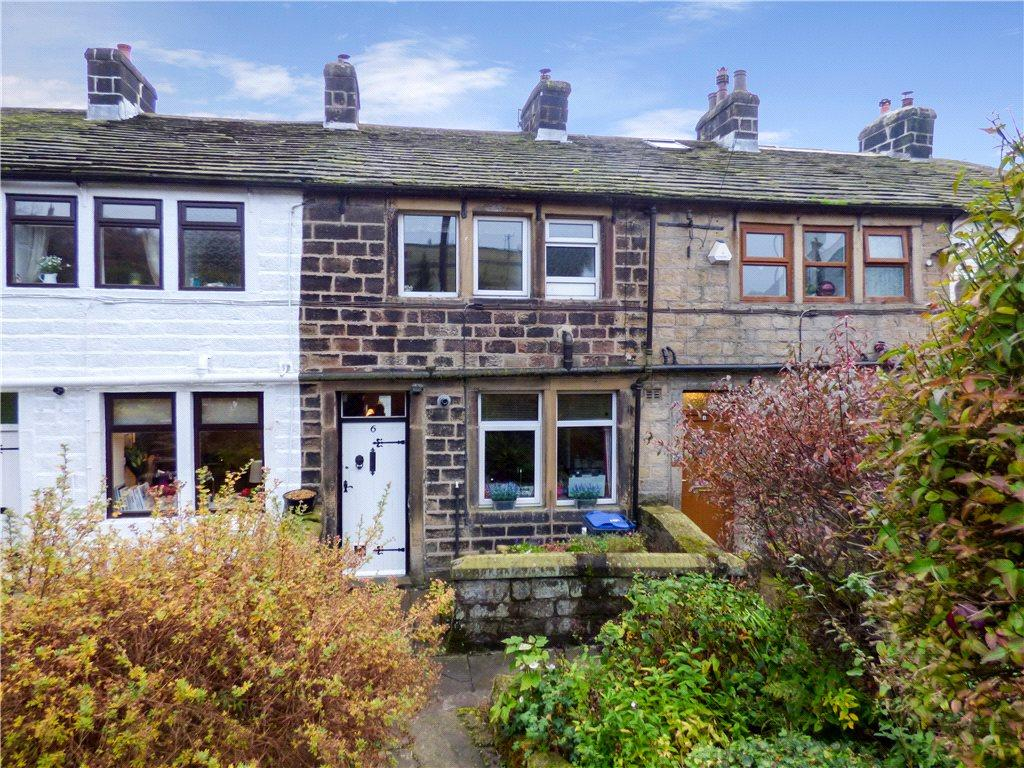 2 Bedrooms Unique Property for sale in Spring Row, Oxenhope, Keighley, West Yorkshire