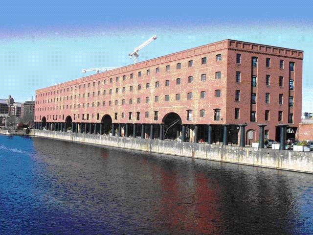 3 Bedrooms Flat for sale in Wapping Quay, Liverpool, Merseyside, L3