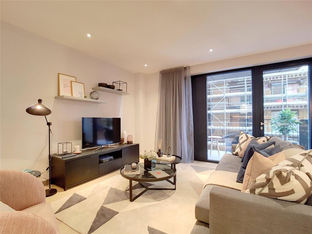 2 Bedrooms Flat for sale in Ram Quarter, London, SW18
