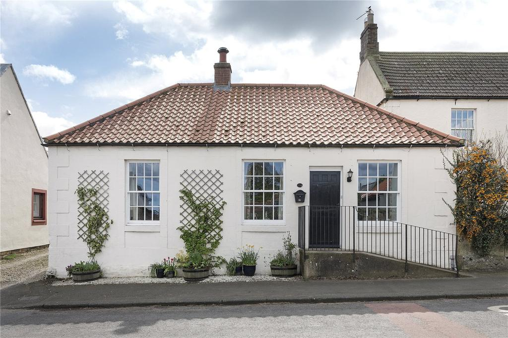 3 Bedrooms Semi Detached Bungalow for sale in Northcote Cottage, Main Street, Lowick, Berwick-Upon-Tweed, Northumberland
