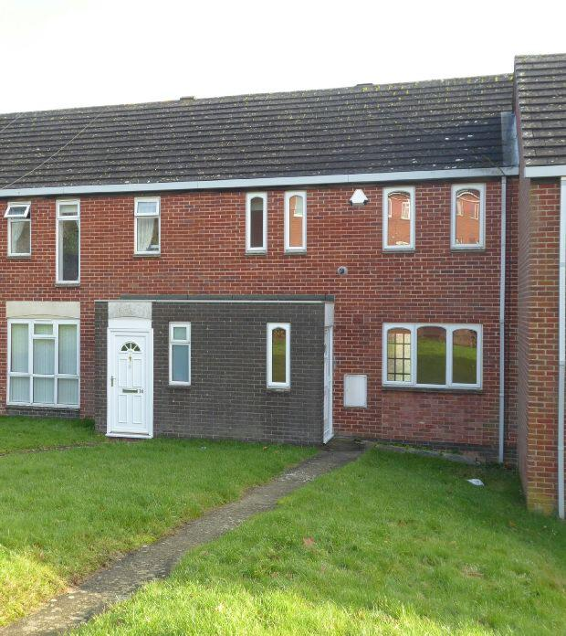 3 Bedrooms Terraced House for sale in Ironstones, Banbury