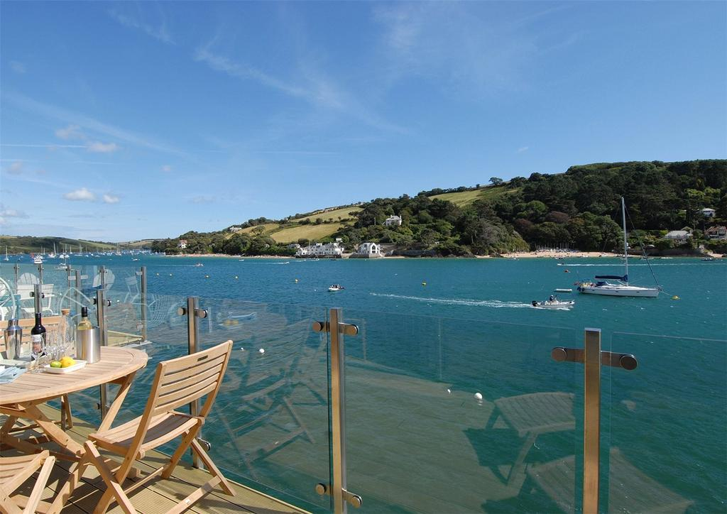 4 Bedrooms Flat for sale in Cliff Road, Salcombe, Devon
