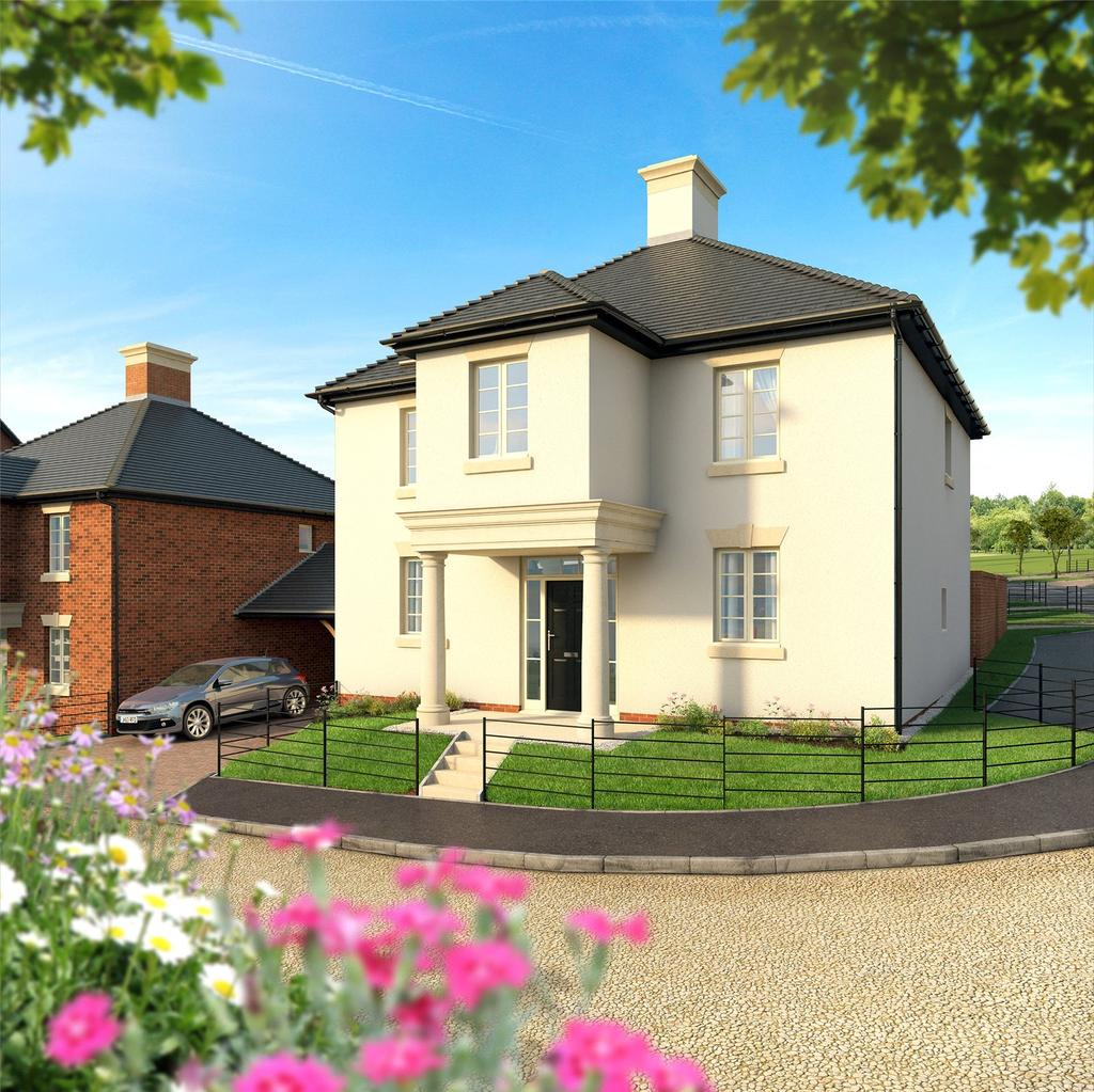 4 Bedrooms Link Detached House for sale in The Marianne, Winchester Village, Winchester, Hampshire, SO22