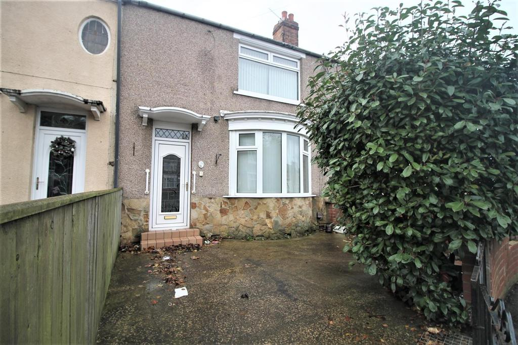 3 Bedrooms Terraced House for sale in Newby Grove, Thornaby, Stockton-On-Tees