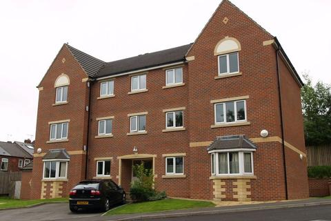 2 bedroom flat to rent - 6 Cartmell Hill Woodseats sheffield S8 0RH