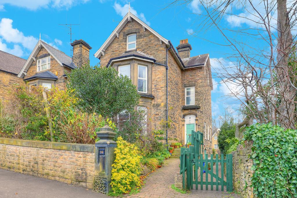 3 Bedrooms Apartment Flat for sale in Flat 39C, Westbourne Road, Broomhill, S10 2QT