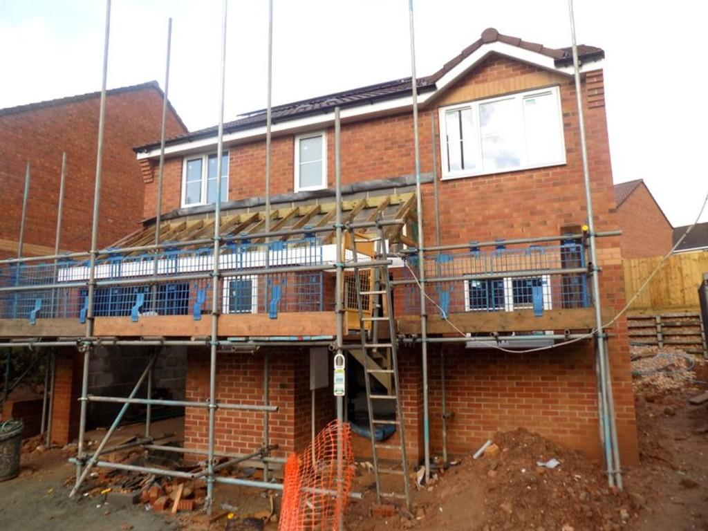 4 Bedrooms Detached House for sale in Kipling Close, Exmouth